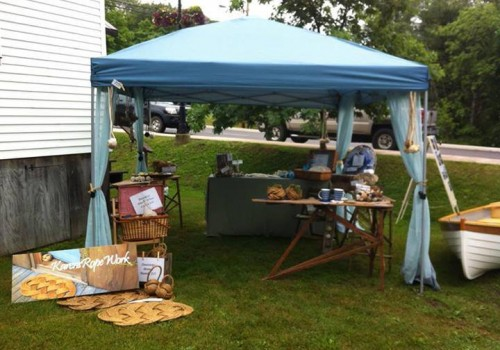 Beech House Studio (Formerly KarensRopeWork) at Rosseau Farmers' Market)